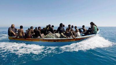 Más de 40 desaparecidos por el naufragio de un barco con migrantes frente a Túnez