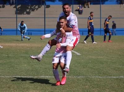 Fernando de la Mora y Sportivo San Lorenzo salen airosos