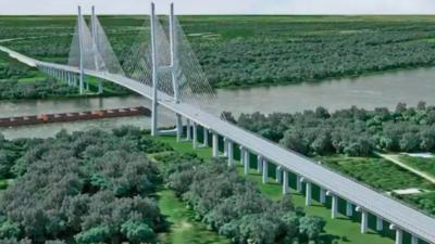 Suman las protestas sobre el millonario Puente Bioceánico