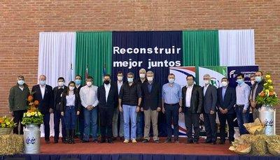 Gobierno y productores celebraron el Día del Cooperativismo en el Chaco