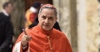 La Nación / El Vaticano juzgará a un cardenal por inversiones fraudulentas