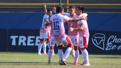 Resumen del partido Trinidense 0-3 San Lorenzo