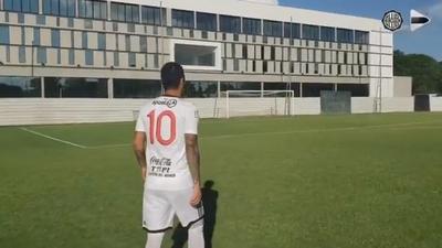 ¿Willy Mendieta vuelve a Olimpia?
