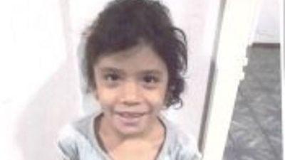 Buscan a familiares de una niña paraguaya encontrada en el Brasil