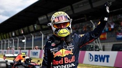 Ajustada pole de Verstappen en el GP de Austria