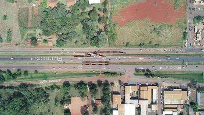 Multiviaducto: suprimirán desvíos y semáforos provisorios