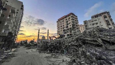 Tras lanzamiento de más globos incendiarios, Israel vuelve a atacar