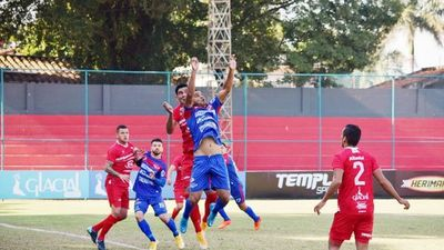 Independiente no puede con Fernando de la Mora