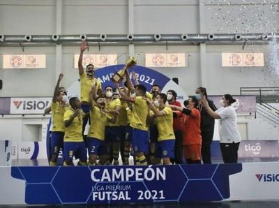 Sport Colonial es el campeón