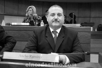 Senador Ancho Ramírez sería propuesto por el Partido Liberal para que integre el Tribunal Superior de Justicia Electoral
