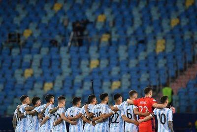 Argentina 0 Ecuador 0 [Copa América]