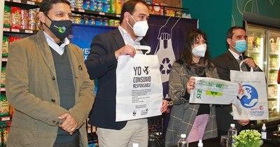 La Nación / Ley antihule incluye solamente a las bolsas de empaques en cajas