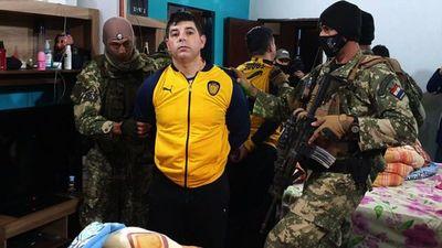 Sospechan que el protegido de OGD tenía conexión con policías de Luque