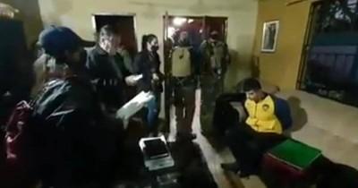 La Nación / Piden juicio contra 16 personas por narcotráfico
