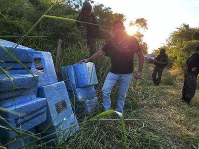 El narcotráfico y el abigeato gozan de buena salud en zona del Chaco