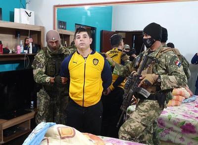 José Balboa recibía protección de policías de Luque, según Fiscalía •