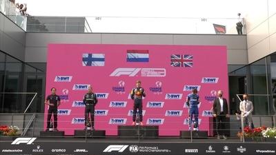 Verstappen gana el Gran Premio de Austria