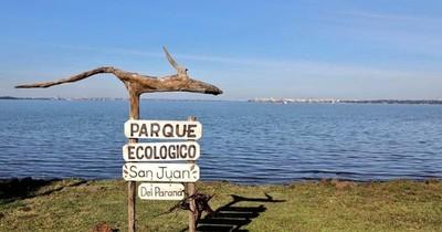 La Nación / San Juan del Paraná, opción turística  para nacionales y extranjeros