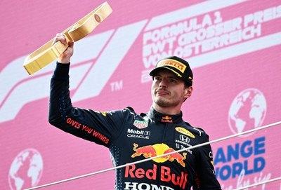 Un Verstappen intratable vuelve a dominar en Austria