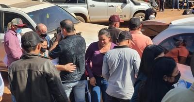 La Nación / Encuentro Nacional condena secuestro y asesinato del joven Jorge Ríos