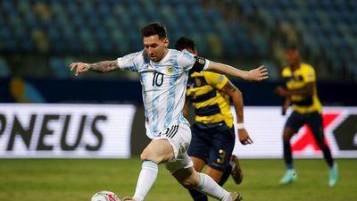 """Lionel Messi: """"Dimos un paso más"""""""