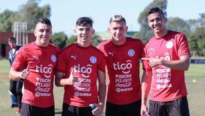 Los cinco futbolistas de la Albirroja que no tuvieron minutos en la Copa América