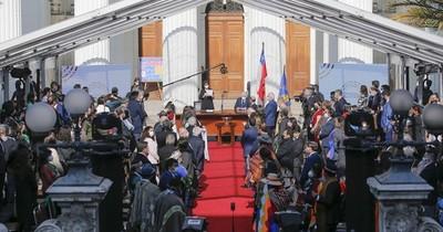 La Nación / Convención Constitucional en Chile se instala en medio de protestas