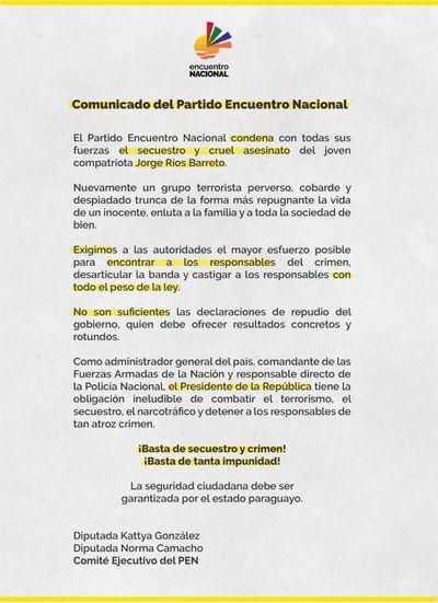 Kattya González cree que por todo el dinero que ya se destinó a la FTC, ciudadanía merece explicaciones
