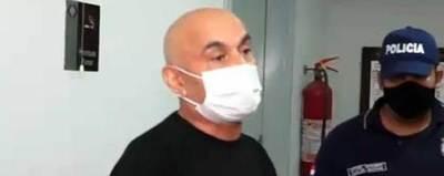 Rubén Valdez no acudirá a su indagatoria por aislamiento