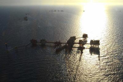El incendio en el Golfo de México pone en duda el modelo energético de Pemex