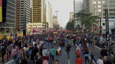 Nueva ola de protestas en Brasil contra el presidente y su gestión de la pandemia