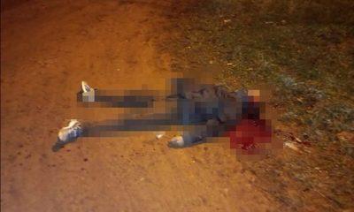 Asesinan a joven en plena la calle