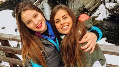 Conmoción en Italia: dos alpinistas murieron congeladas en Los Alpes