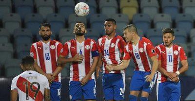 Dos paraguayos en el once ideal de los cuartos de final de la Copa América