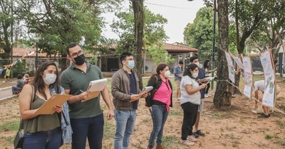 La Nación / Propuestas urbanas serán implementadas en el barrio Santísima Trinidad