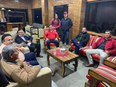 Miguel Cuevas busca la unidad en Paraguarí