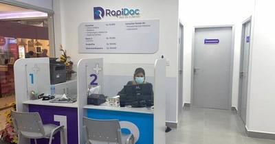 La Nación / RapiDoc: nuevo concepto preventivo para cambiar la salud de paraguayos