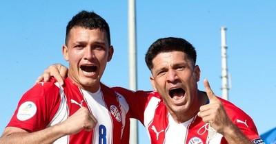 La Nación / ¡Paraguay, por 5ª vez al Mundial!