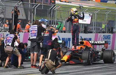 Verstappen se afianza en la punta de la F1