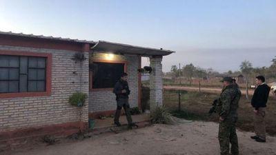Jorge Ríos: allanamientos simultáneos en zona del secuestro del joven asesinado