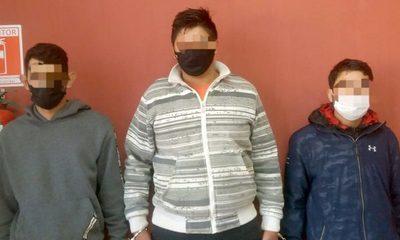 Capturan a tres sujetos buscados por abuso sexual en niños en C. del Este – Diario TNPRESS