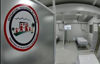 Denuncian mal funcionamiento en la dirección del Hospital Distrital de Limpio