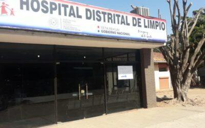 Denuncian irregularidades en hospital de Limpio
