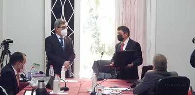 Paciello asume la presidencia del Consejo de la Magistratura