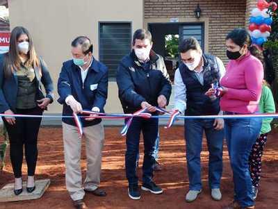 El MUVH benefició a 140 familias de Paso Yobái con el sueño de la casa propia