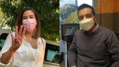 Se agudizan disputas entre candidatos a intendentes opositores de Asunción