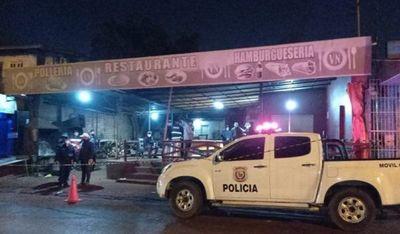 Discusión en una hamburguesería ocasiona doble homicidio en Ciudad del Este