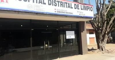 La Nación / Pedido de destitución de la directora del Hospital de Limpio termina con incidentes
