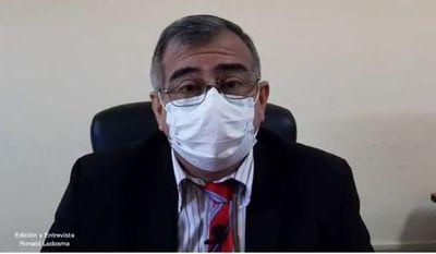 El Lic.  Martin Benitez, asumió hoy como nuevo  Jefe de la Aduana de Pedro J. Caballero