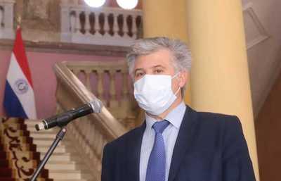 Ministro del Interior propone que los congresistas vayan a la zona del ACA para conocer el terrero
